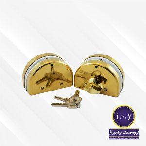 قفل کمری دستبندی طلایی